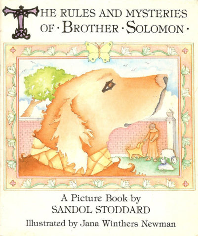 Rules and Mysteries of Brother Solomon Book By Sandol Stoddard