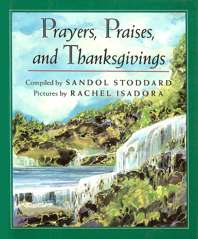 Prayers, Praises, and Thanksgivings Book By Sandol Stoddard