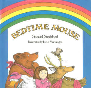 Bedtime Mouse Book By Sandol Stoddard