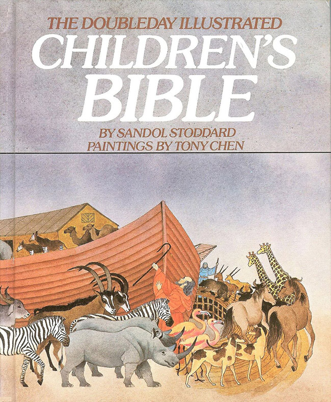 Children's Bible Book By Sandol Stoddard