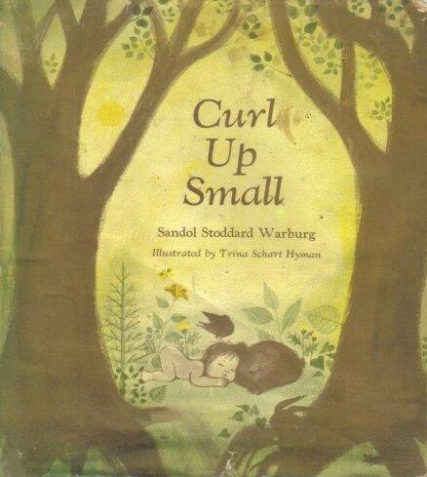 Curl Up Small Book By Sandol Stoddard