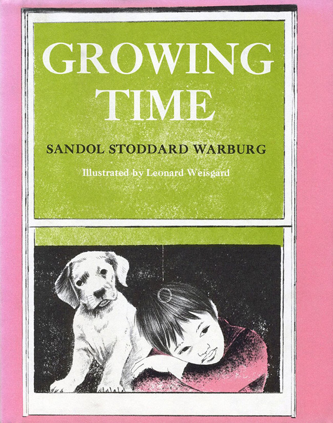 Growing Time Book By Sandol Stoddard