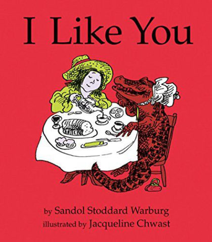 I like You Book By Sandol Stoddard