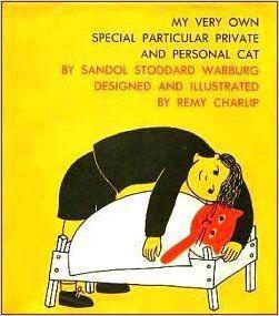My Very Own Cat Book By Sandol Stoddard