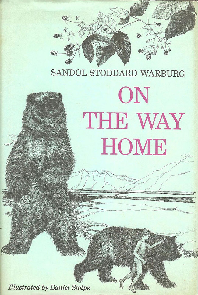 On the Way Home Book By Sandol Stoddard